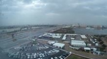 Walls of Rain Sweep Over Jeddah in Timelapse Footage