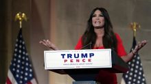 Kimberly Guilfoyle went from San Francisco's first lady to bashing California at the RNC