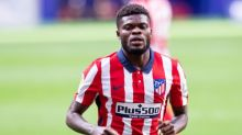 Arsenal make move to sign Thomas Partey from Atlético Madrid for £45m