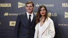 Sara Carbonero se cabrea con Iker Casillas por el 10YearsChallenge
