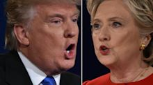 Trump and Clinton engage in new war of words over election, harassment allegations