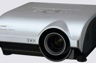 Sharp's dual-lens, uber-bright XG-PH70X DLP projector