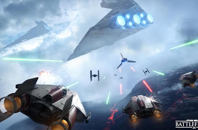Playdate: Crushing the Rebel scum in 'Star Wars: Battlefront'