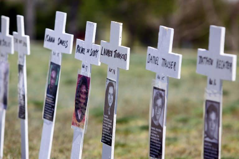 Vitimas do massacre de columbine