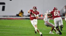 Mac Jones Compares His 'Fire' to Tom Brady Ahead of 2021 NFL Draft