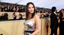 Olivia Munn bought her $13,598 red carpet dress online