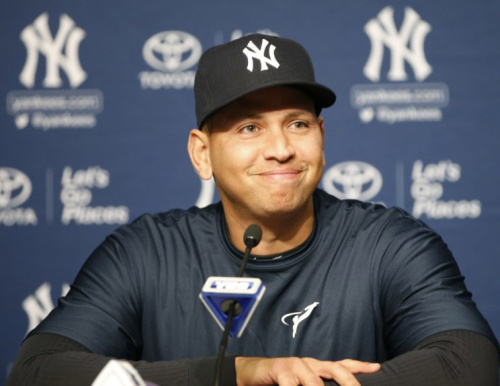 Alex Rodriguez is taking the next step in his broadcasting career. (AP Photo)
