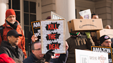 'Do you realise how out of touch that seems?': NYC lawmakers rail against Amazon for HQ2 helipad demand in heated hearing