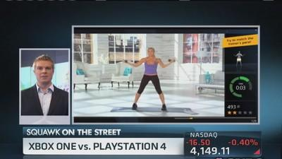 Can Xbox Fitness boost sales?