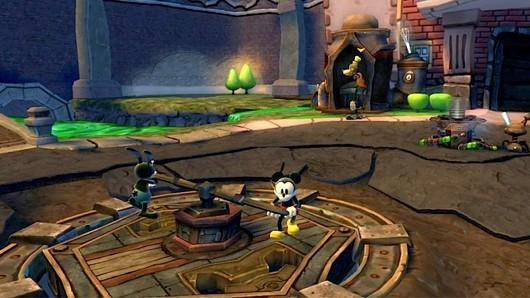 How the power of 700 goes into one Epic Mickey 2