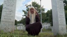 25 Jahre Massaker von Srebrenica: Angehörige trauen um Väter und Söhne
