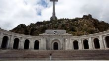 In Spain, work starts to exhume bodies from Franco-era monument