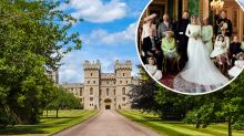 Windsor Castle has become the most popular UK tourist spot