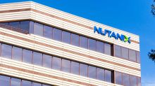 Nutanix Stock Pops On Earnings, Guidance After Steep Correction