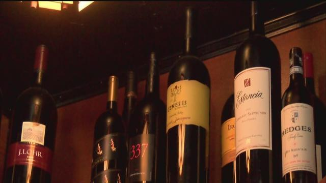 Bill allowing wine by the keg in governor's hands