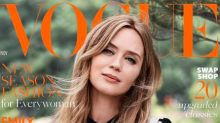 Flying the flag for 'real' women Vogue's new issue is a model-free zone