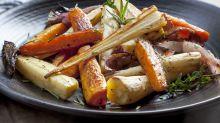 Veggie and vegan alternatives for Christmas Day lunch