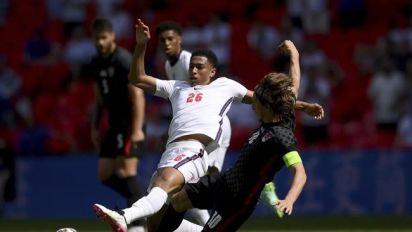 Sterling's dream now reality as England beats Croatia