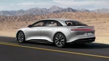 Lucid Air base sedan will be called the 'Pure'