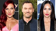 Sharna Burgess Praises Boyfriend Brian Austin Green and Megan Fox for Doing 'Amazing Job' as Co-Parents