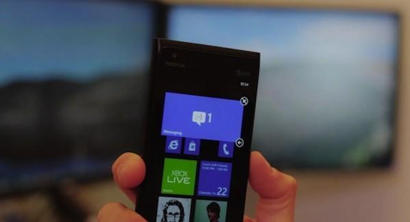 Microsoft accentuates the positive, gives Windows Phone 7.8's new start screen a closer look (video)