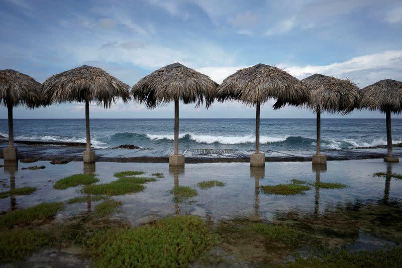 Storm Eta pounds Cuba with torrential rain on track to Florida