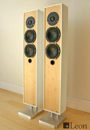 Leon introducing new on-wall Profile 404-X-A speakers, A3-SUB subwoofer