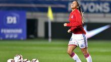 Qui est Delphine Cascarino, la jeune attaquante de l'Olympique lyonnais ?