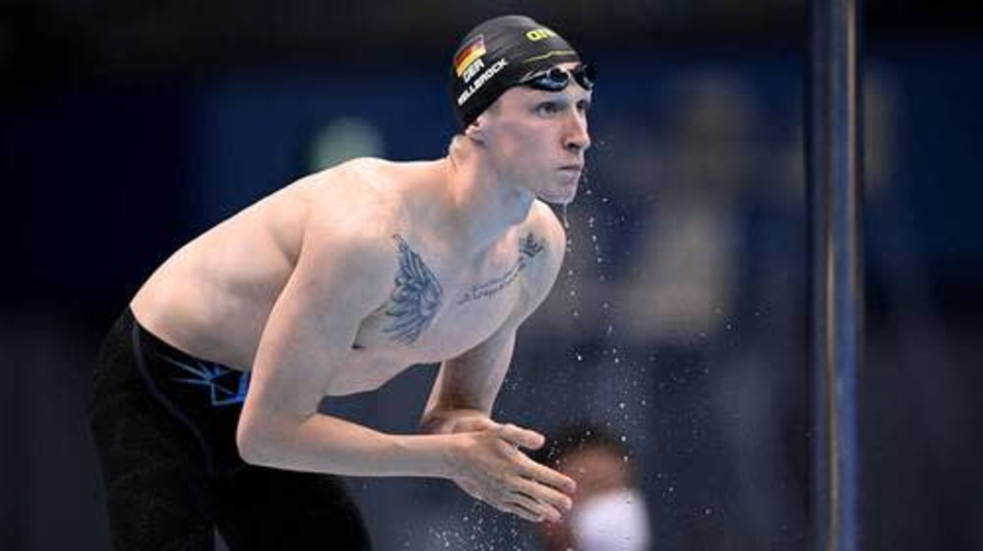 Olympia-Donnerstag: Wellbrock schwimmt um Gold