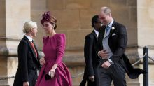 The most stylish royal guests at Princess Eugenie's wedding, from Duchesses Meghan and Kate to the Countess of Wessex - pictures