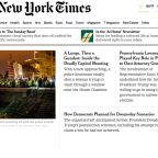 NYT Refutes Claims That Editor Was Fired Over 'Single Tweet'