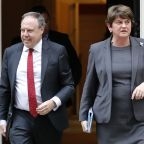 Pound whipsaws after DUP rejects draft Brexit deal
