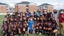 Eagles Capture First-Ever ODAC Title