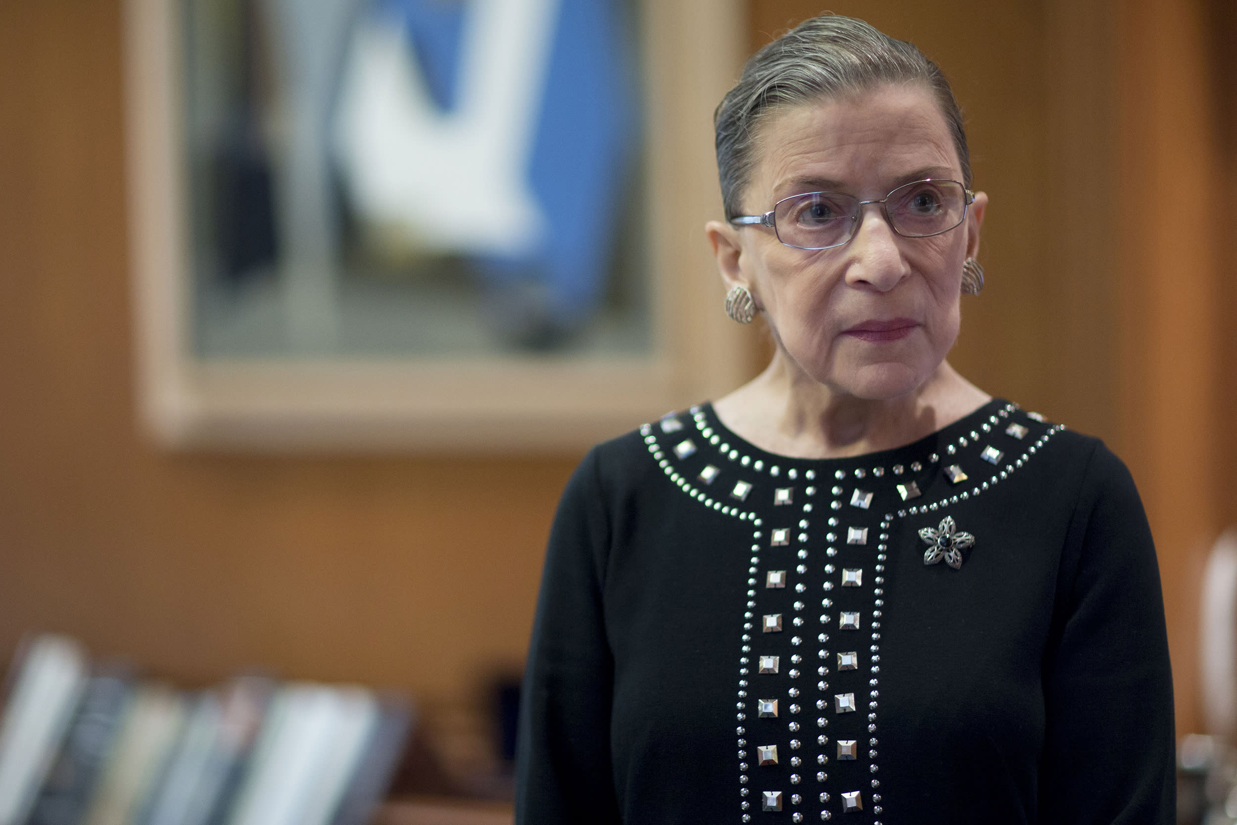 A voice for the 'excluded' and 'oppressed': Latinos remember Justice Ruth Bader Ginsburg