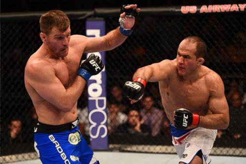 Organização divulga pôster oficial do UFC 211 com Cigano e Jéssica
