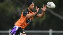 Marshall back in NRL via bench for Tigers