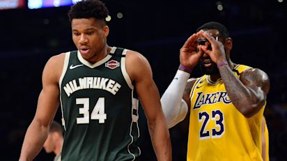 Sorry Giannis, LeBron is the MVP when it matters