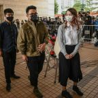 Wong, Chow and Lam: Three young Hong Kong activists facing jail