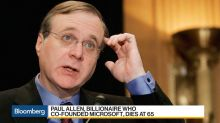 Paul Allen, Billionaire Who Co-Founded Microsoft, Dies