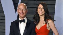 MacKenzie Bezos dice que donará la mitad de su fortuna