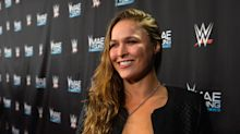 Ronda Rousey shoots down WWE Royal Rumble rumors: 'I've got other stuff to do right now'