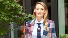 Blake Lively Had A Clever Response To Someone Who Told Her To Fire Her Stylist, Aka Herself
