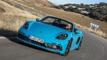 Porsche 718 Cayman and Boxster GTS review: greater agility allied to more power