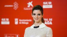Clara Lago triunfa en el Festival de Málaga 2020 con un minivestido de fiesta
