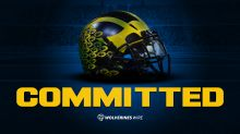 Michigan football gets second 2022 commitment of the day
