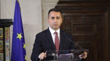 Siria, Di Maio e Le Drian: nessuna alternativa a soluzione politica