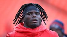 DA declines to file charges against Tyreek Hill but says 'a child has been hurt'
