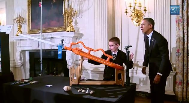 White House will host its first Maker Faire later this year