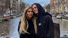 Aaron Carter Says He's Engaged to Girlfriend Melanie Martin: 'Love Wins'