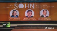 Countdown to this year's Sohn conference